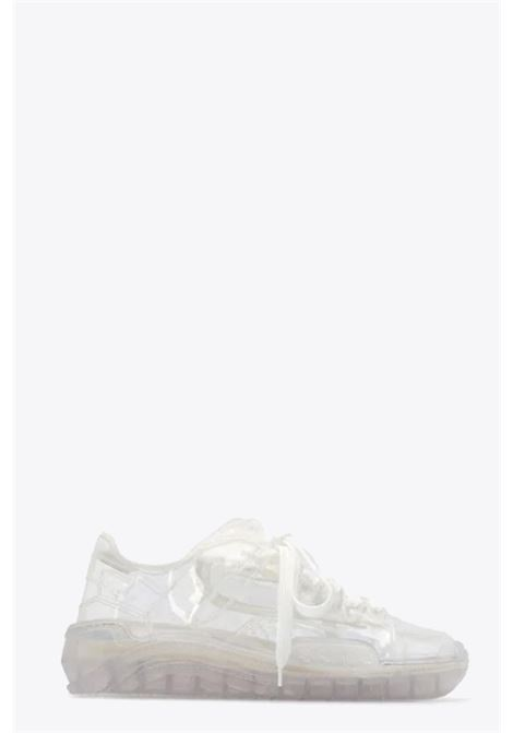 transparent skate sneakers GCDS | 10000039 | SS20M010011 TRASPARENT SKATE SNEAKERSTRANSPARENT