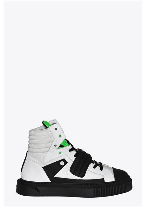 GIENCHI | 10000039 | GXU071N000MIX0M033 HYPNOSWHITE/GREEN/BLACK