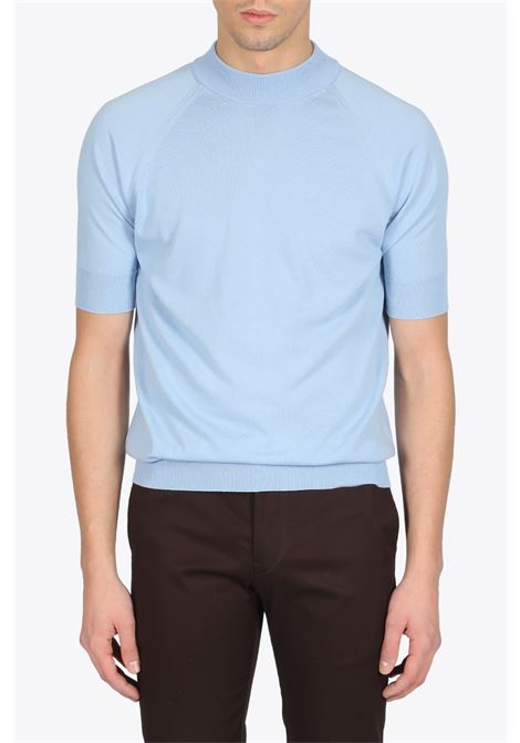 KNIT SHORT SLEEVES TURTLENECK GRIFONI | -1384759495 | GG110009/60 LUPETTO1573
