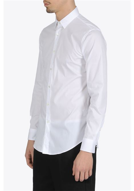 slim fit shirt GRIFONI | 6 | GG120001/3 CAMICIA SLIM2004