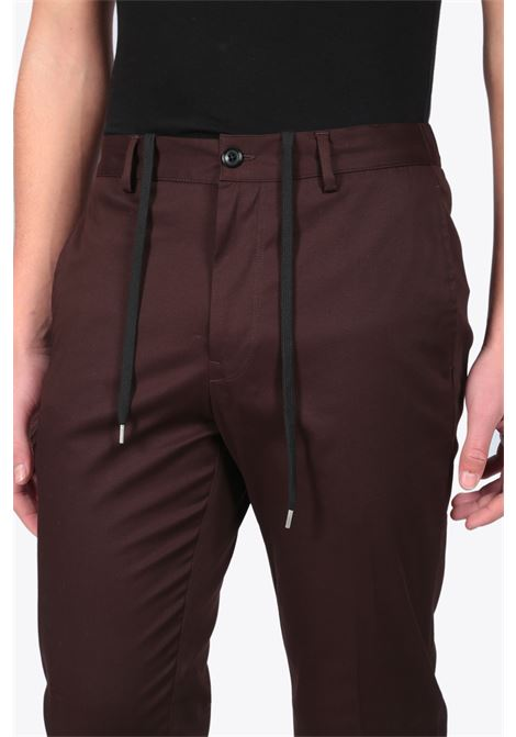 PANTALONE CON COULISSE GRIFONI | 9 | GG140011/40 PANTALONE COULISSE012