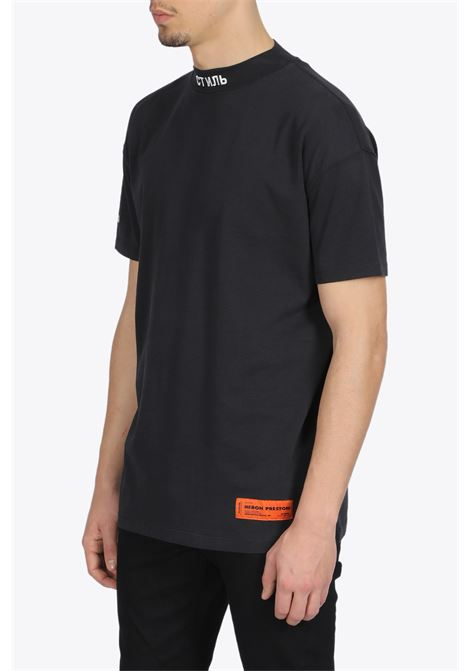 HERON PRESTON | 8 | HMAA012S20913011 TURTLENECK SS CTNMB1001