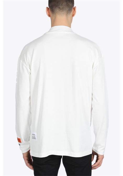 TURTLENECK CTNMB ORIGINAL HERON PRESTON | 8 | HMAB010S20913011 TURTLENECK CTNMB ORIGIN0110