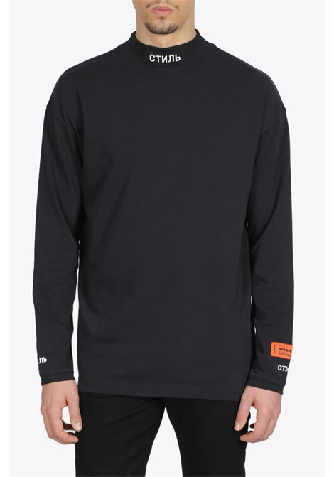 HERON PRESTON | 8 | HMAB010S20913011 TURTLENECK CTNMB ORIGIN1001