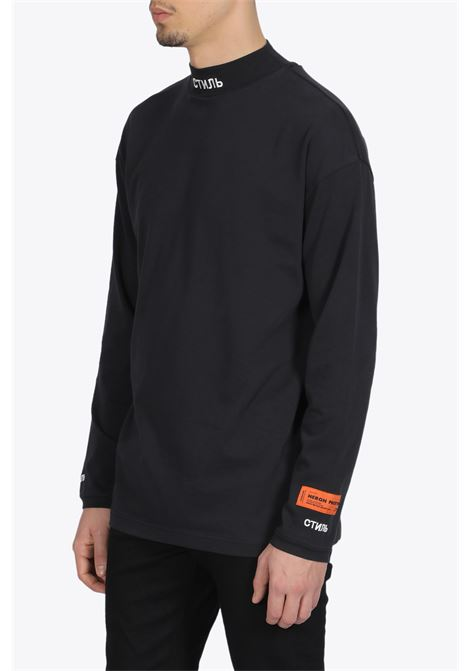 TURTLENECK CTNMB ORIGINAL HERON PRESTON | 8 | HMAB010S20913011 TURTLENECK CTNMB ORIGIN1001