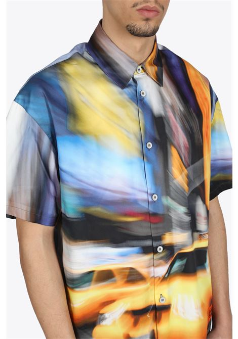 BASEBALL SHIRT TAXI HERON PRESTON | 6 | HMGA013S20885002 BASEBALL SHIRT TAXI8888