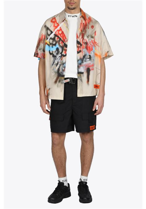 BASEBALL SHIRT ROBERT NAVA HERON PRESTON | 6 | HMGA013S20885003 BASEBALL SHIRT ROBERT N6188