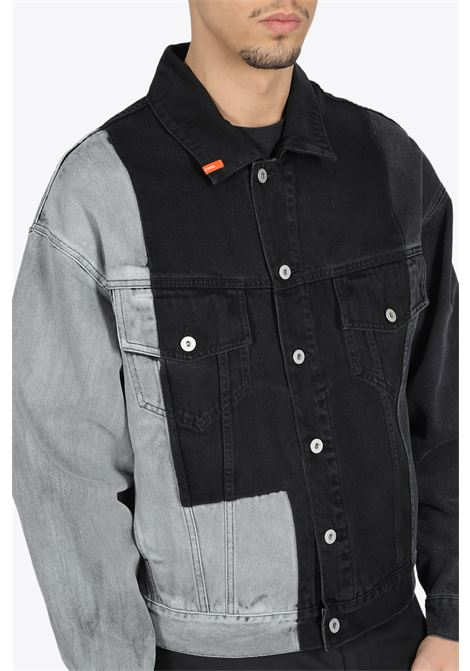 HERON PRESTON | 3 | HMYE005S20797006 DENIM JACKET OVERR119