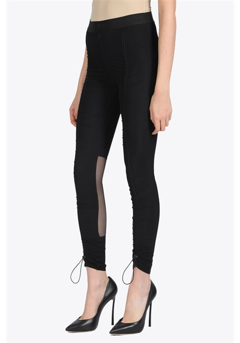 DOUBLE LAYER MESH LEGGINGS HERON PRESTON | 5032243 | HWCD007R20873004 DOUBLE LAYER MESH LEGGI1000