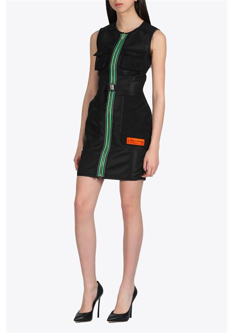 UTILITY NYLON DRESS HERON PRESTON | 11 | HWDB024R20882004 UTILITY NYLON DRESS1000