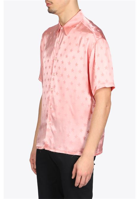 SHORT SLEEVE STAR SHIRT LANEUS | 6 | LANU 4790 SHORT SLEEVE STAR SHIRTPINK