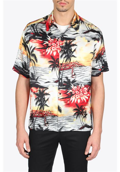 HAWAII SHORT SLEEVE SHIRT LANEUS | 6 | LANU 4792 HAWAII SHORT SLEEVE SHIRTMULTICOLOR