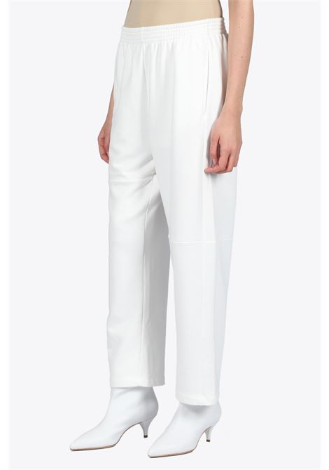 Wide leg sweatpant MM6 MAISON MARGIELA | 9 | S32KA0619 S25454OFF WHITE