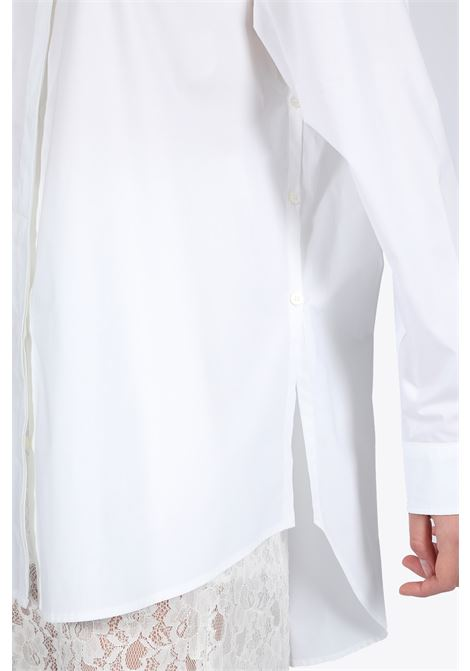 JUST MARGIELA OVERSIZED SHIRT
