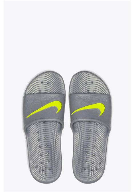 kawa slider NIKE | 5032257 | 832528-003 KAWAGREY/YELLOW