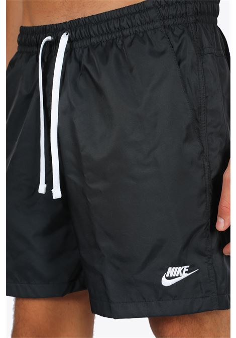 swimming shorts NIKE | 85 | AR2382-010 SHORTSBLACK/WHITE