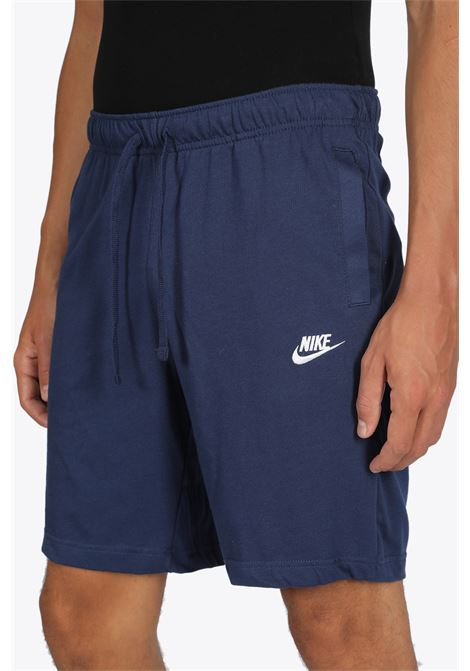 Lightweight shorts NIKE | 30 | BV2772-410 SHORTSBLUE/WHITE