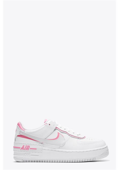 NIKE | 10000039 | CI0919-102 AIR FORCE 1 SHADOWWHITE/PINK