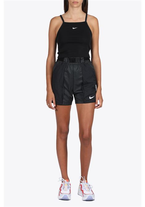 SHORTS WITH BELT NIKE | 30 | CJ3807-010 SHORTSBLACK/WHITE