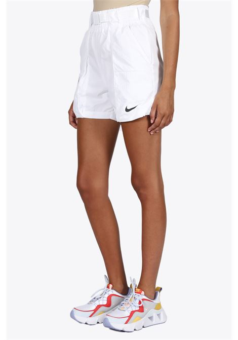 SHORT WITH BELT NIKE | 30 | CJ3807-100 SHORTSWHITE/BLACK