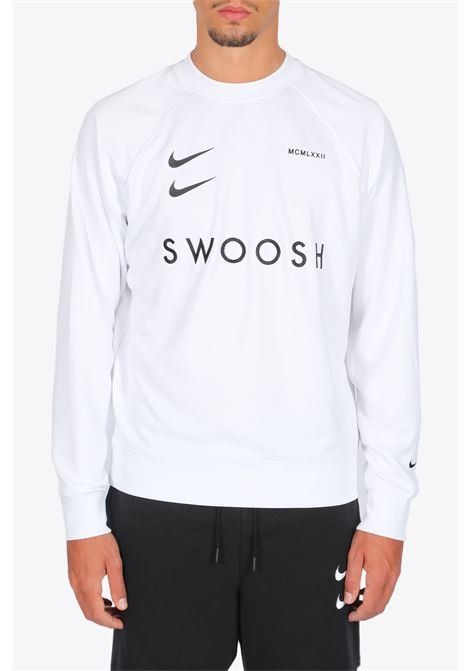 sweater NIKE | -108764232 | CJ4840-100 SWEATERWHITE/BLACK