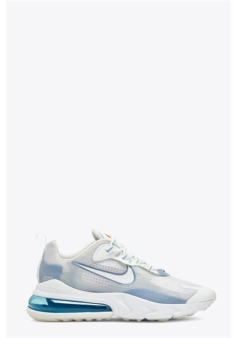 AIR MAX 270 REACT SE NIKE | 10000039 | CT1265-100 AIR MAX 270 REACT SEWHITE/LIGHT BLUE
