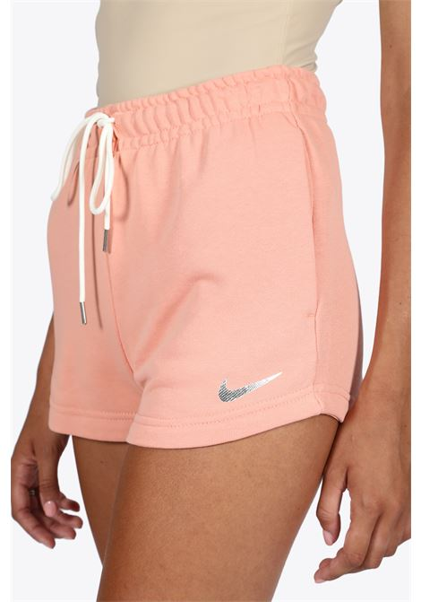 shorts in felpa NIKE | 30 | DC3695-606 SHORTSPINK