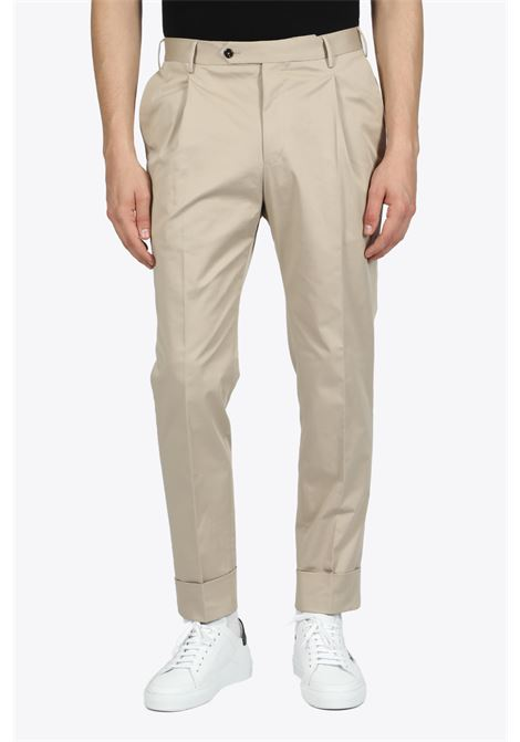 PANTALONE CON PINCE E PIEGA PT-FORWARD | 9 | COASFZ71OFWD MP270060
