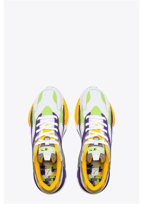 PUMA | 10000039 | 37316901 RS-X LEVEL UPWHITE/LIME