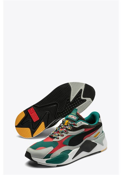 PUMA | 10000039 | 37318302 RS-X MIXTEAL GREEN/BLACK