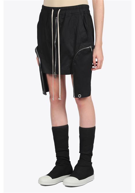 CARGO MINI SKIRT  RICK OWENS-DRKSHDW | 15 | DS20S5344 CR MINI SKIRT09