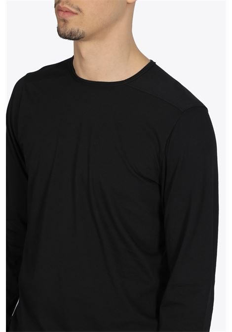 LS LEVEL TEE RICK OWENS-DRKSHDW | 8 | DU20S5260 RN LS LEVEL TEE09