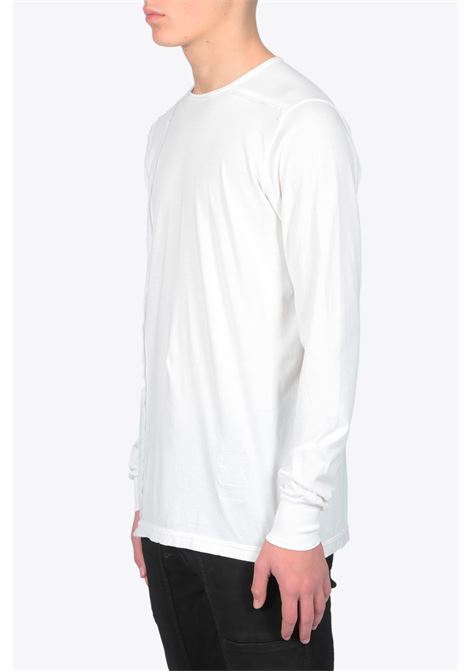 LS LEVEL TEE RICK OWENS-DRKSHDW | 8 | DU20S5260 RNND LS LEVEL TEE110