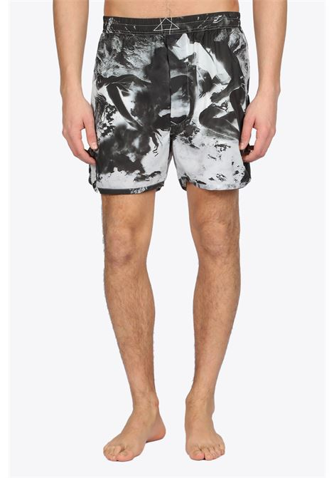 RICK OWENS-DRKSHDW | 30 | DU20S5389 NDP7 DOLPHIN BOXERS09110