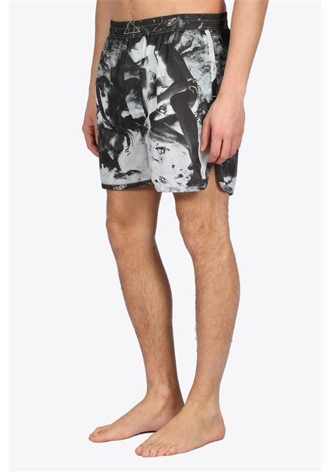dolphin boxers RICK OWENS-DRKSHDW | 30 | DU20S5389 NDP7 DOLPHIN BOXERS09110