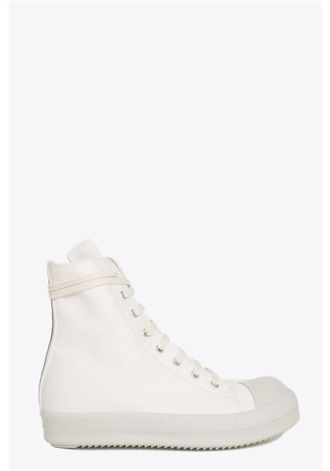 Hi top lace up nylon sneaker RICK OWENS-DRKSHDW | 10000039 | DU20S5800 CTEH4 SNEAKERS110