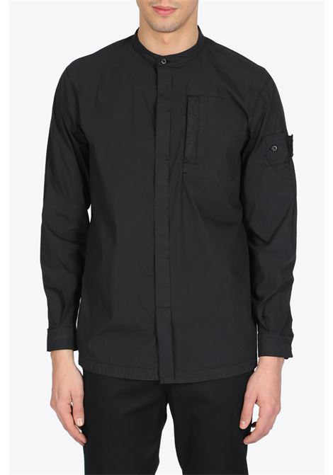 TUNIC SHIRT STONE ISLAND SHADOW PROJECT | 6 | 721910206 V0029BLACK