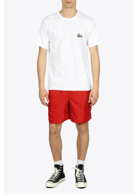 jacquard nylon short STUSSY | 30 | 112250ST JACQUARD NYLON SHORTRED