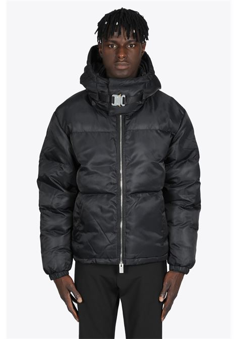 HOODED PUFFER JACKET WITH BUCKLE 1017 ALYX 9SM | -276790253 | AAUOU0238FA01 HOODED PUFFER JACKET WITH01
