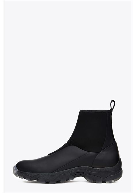 NC.2 HIGH ANKLE BOOTS A COLD WALL | 10000039 | ACWUF029 NC.2 HIGHBLACK