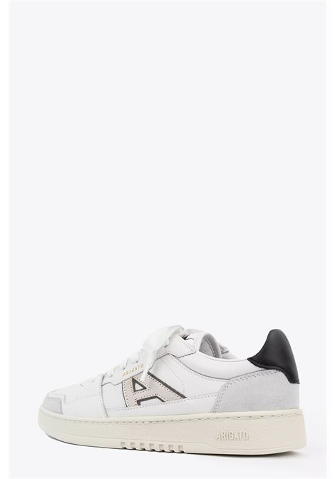 ACE A WHITE LEATHER SNEAKER AXEL ARIGATO | 10000039 | 41019 A-DICE LOWHITE
