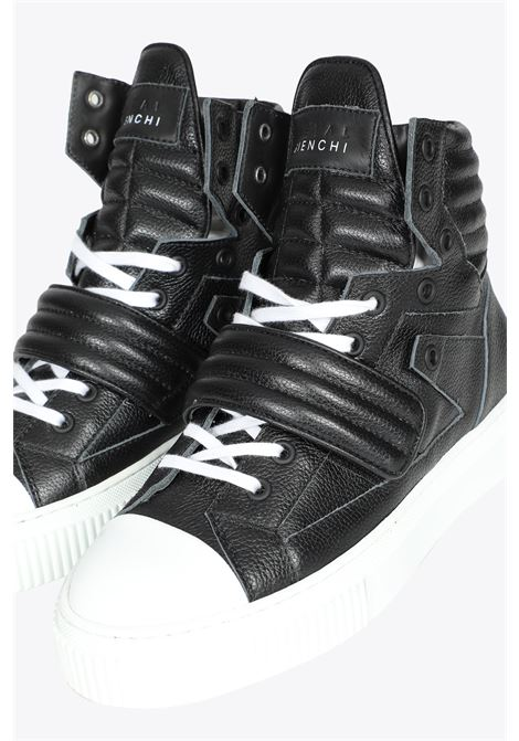SNEAKER HYPNOS IN PELLE DI CERVO BIANCA GIENCHI | 10000039 | HYPNOSE WOMANROD00999
