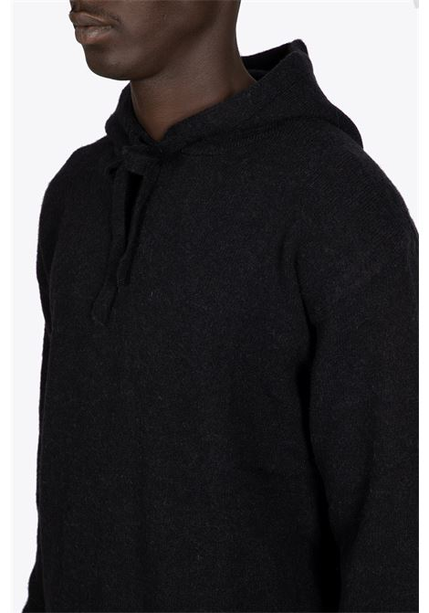 STRETCHED CASMERE HOODIE LANEUS | -108764232 | CPU706 STRETCHED HOODIECC10