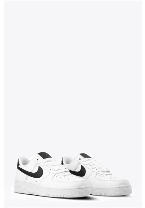 WHITE LEATHER AIR FORCE 1  NIKE | 10000039 | 315115 AIR FORCE 1152