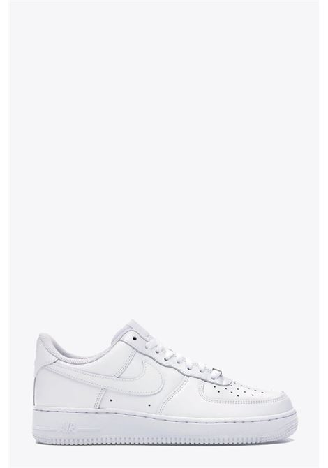 WHITE LEATHER AIR FORCE 1  NIKE | 10000039 | DD8959100