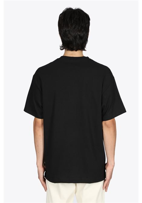 PLEASURES | 8 | P21F031 CORE EMBROIDERED T-SHIRTBLACK
