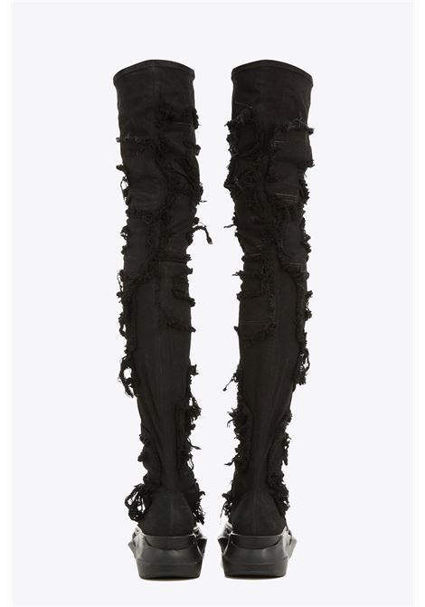 abstract stockings RICK OWENS-DRKSHDW | 10000039 | DS02A3841 SBD ABSTRACT STOCKINGS999