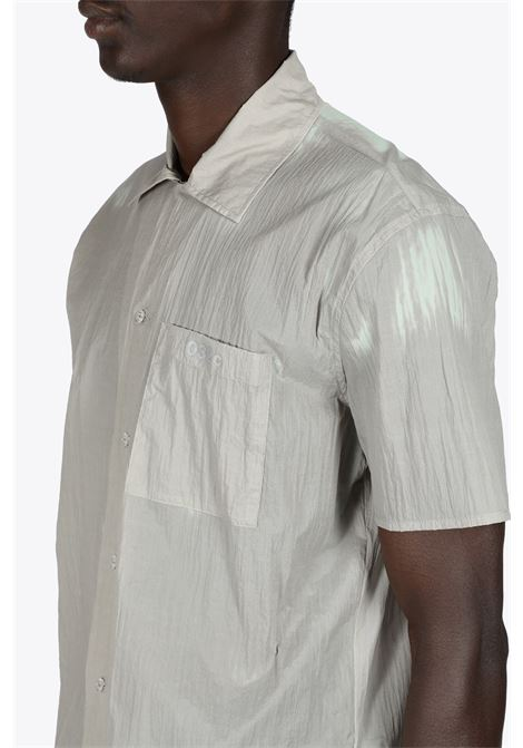 NYLON HEAT SENSITIVE SHORT SLEEVE SHIRT 032C | 6 | SS21-W-0020 NYLON HEAT SENSITIVE SHORTSLLIGHT GREY/MINT