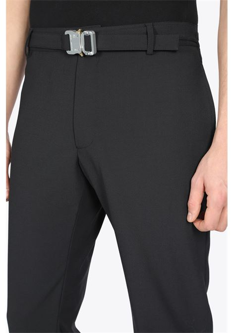 METAL BUCKLE SUIT PANT 1017 ALYX 9SM | 9 | AAMPA0164FA01 METAL BUCKLE SUIT PANTBLACK