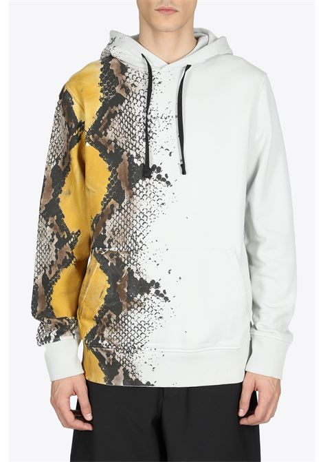 HOODIE WITH PYTHON TREATMENT 1017 ALYX 9SM | -108764232 | AAMSW0098FA01 HOODIE WITH PYTHON TREATMECAMO